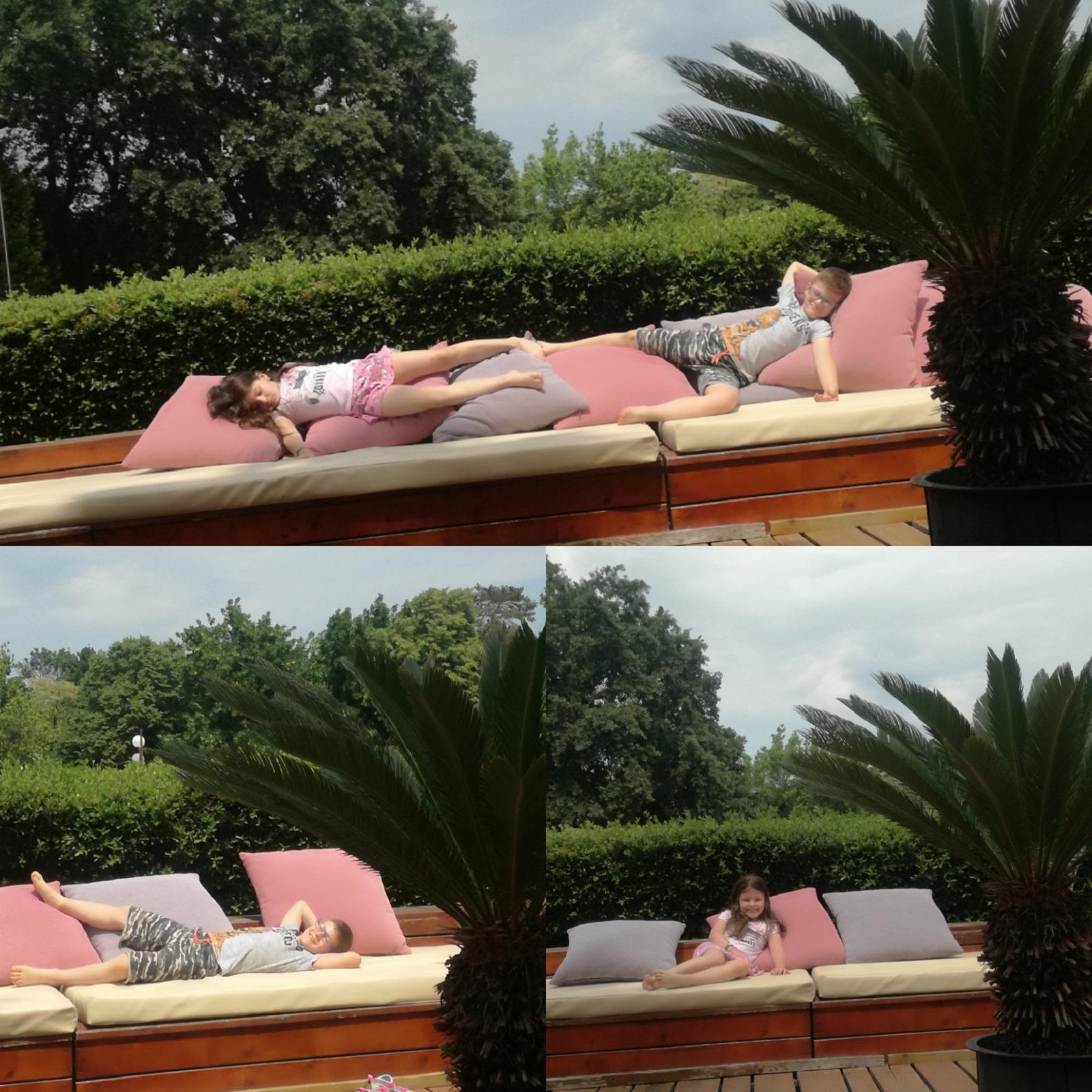 zona relaxare hotel Lebed, Constantin si Elena, Bulgaria