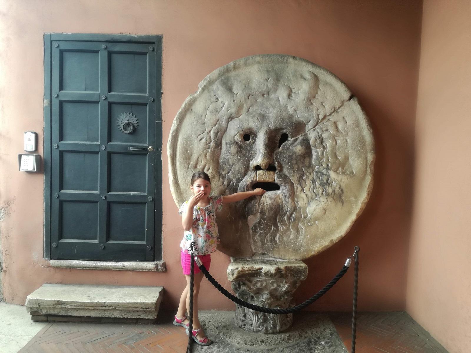 Bocca della Verita - Roma