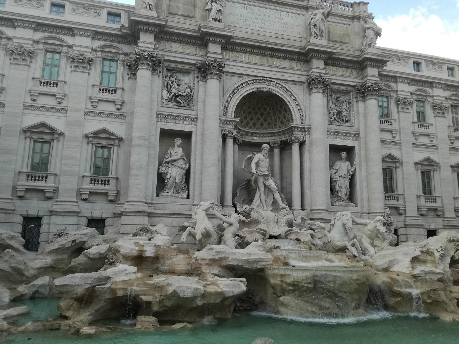 Fontana di Trevi - Italia