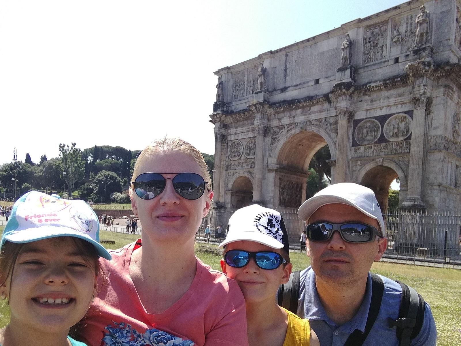 Arcul de Triumf - Roma