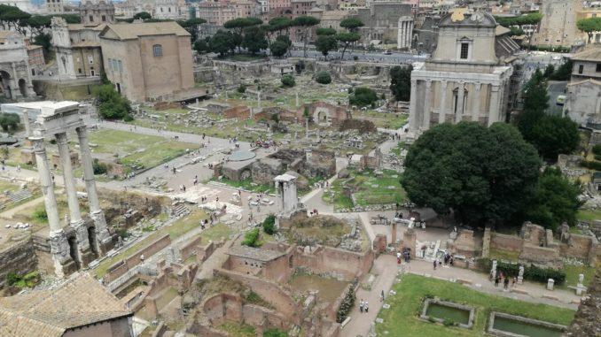 Forul Roman - Roma
