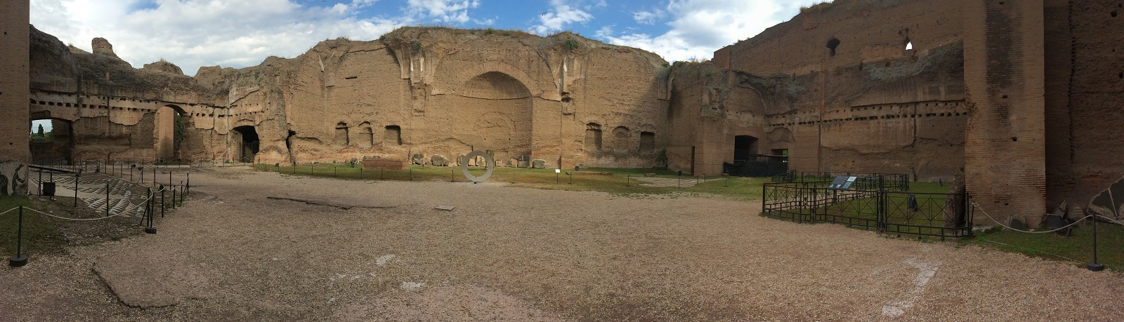 Termele lui Caracal - Roma