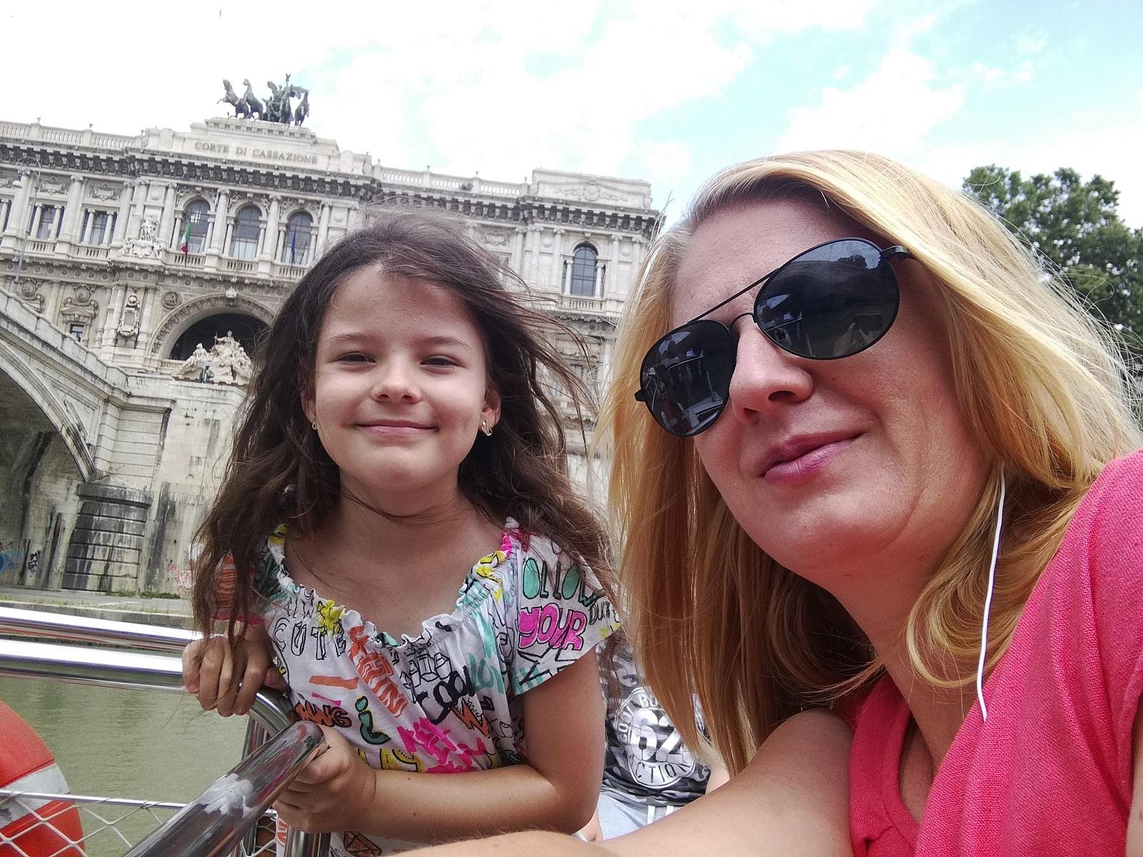 vaporetto Roma