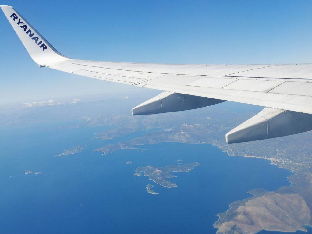 peisaj avion